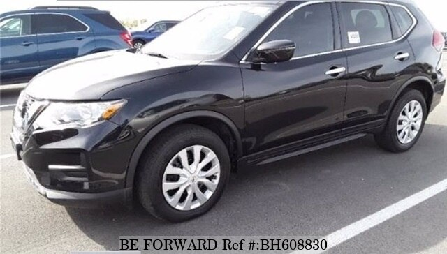 Used 2017 NISSAN ROGUE BH608830 for Sale