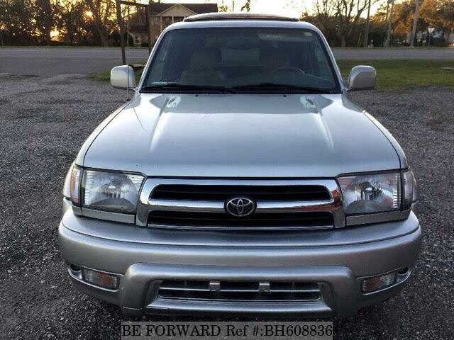 Used 2000 TOYOTA 4RUNNER BH608836 for Sale