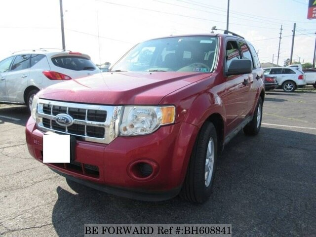 Used 2009 FORD ESCAPE BH608841 for Sale