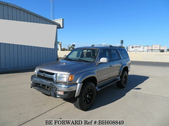 Used 2001 TOYOTA 4RUNNER BH608849 for Sale