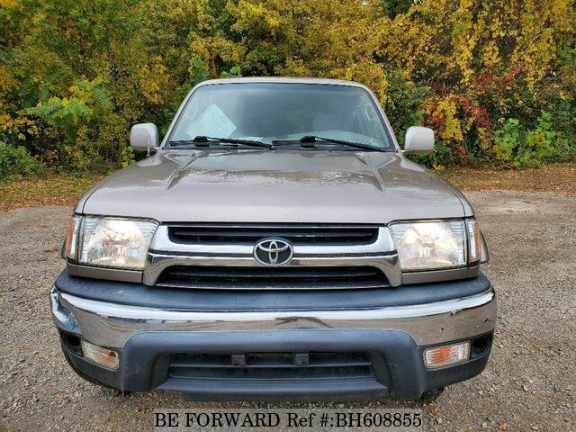 Used 2002 TOYOTA 4RUNNER BH608855 for Sale