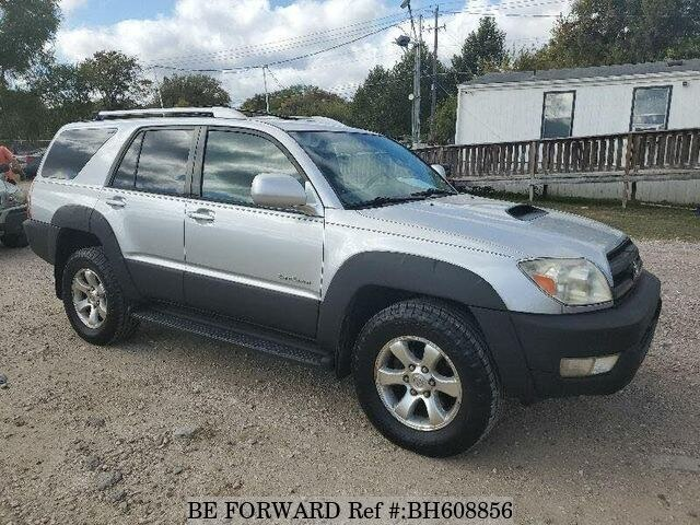 Used 2003 TOYOTA 4RUNNER BH608856 for Sale