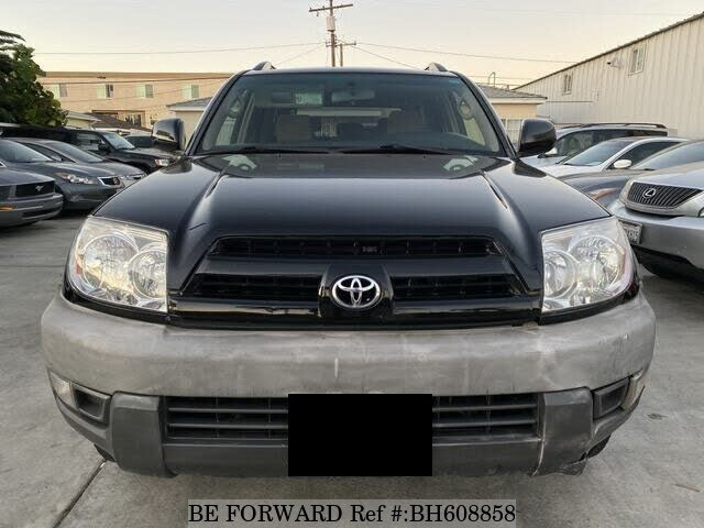 Used 2003 TOYOTA 4RUNNER BH608858 for Sale