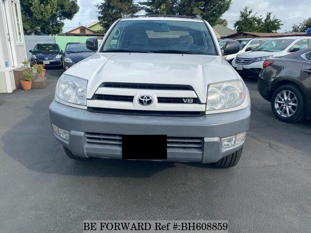 Used 2003 TOYOTA 4RUNNER BH608859 for Sale