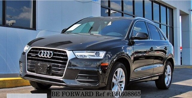 Used 2017 AUDI Q3 BH608865 for Sale