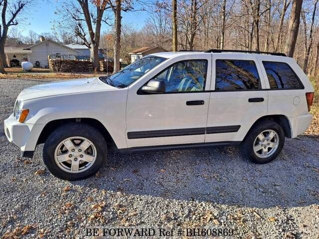 Used 2005 JEEP GRAND CHEROKEE BH608869 for Sale