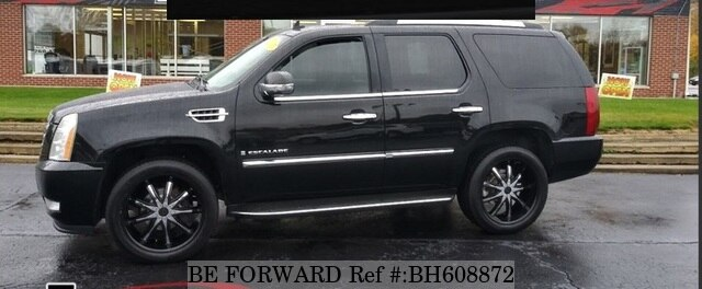 Used 2007 CADILLAC ESCALADE BH608872 for Sale