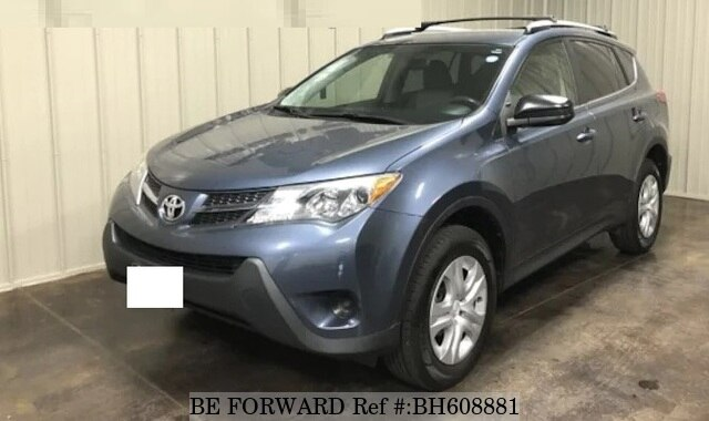 Used 2014 TOYOTA RAV4 BH608881 for Sale