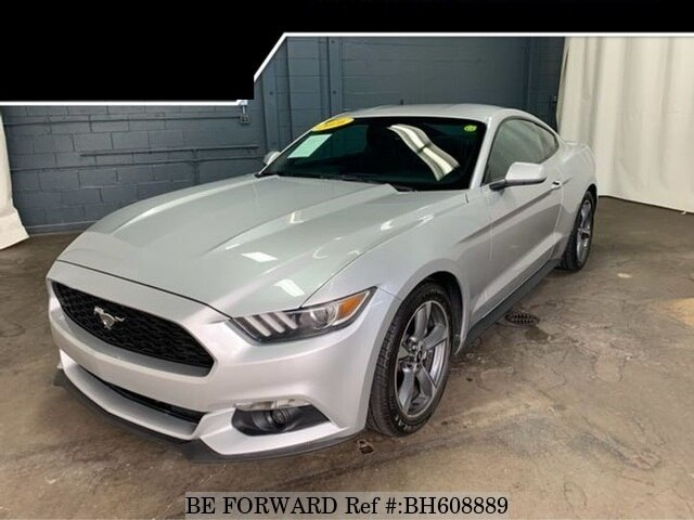 Used 2016 FORD MUSTANG BH608889 for Sale