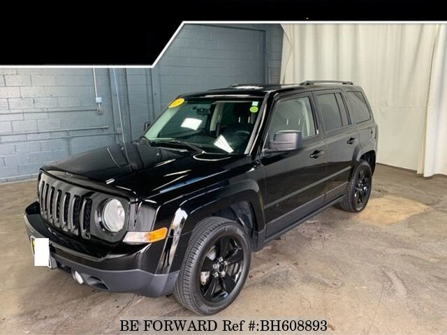Used 2015 JEEP PATRIOT BH608893 for Sale