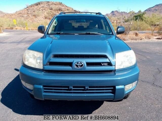 Used 2003 TOYOTA 4RUNNER BH608894 for Sale