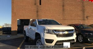 Used 2016 CHEVROLET COLORADO BH608916 for Sale