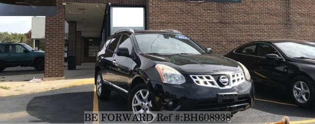 Used 2013 NISSAN ROGUE BH608938 for Sale