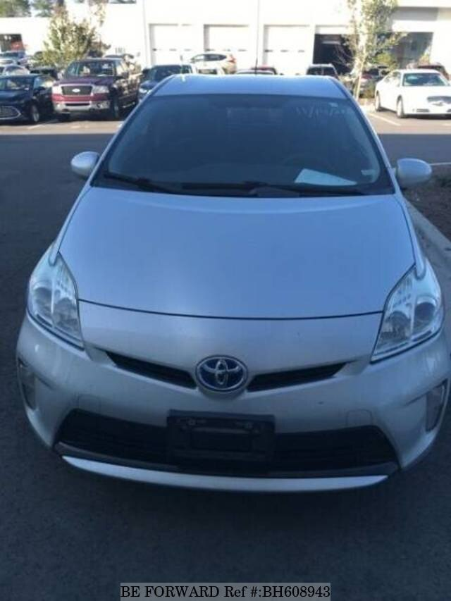 Used 2013 TOYOTA PRIUS BH608943 for Sale