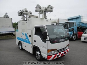 Used 2001 ISUZU ELF TRUCK BH609599 for Sale