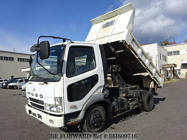 Used 2004 MITSUBISHI FIGHTER BH609716 for Sale