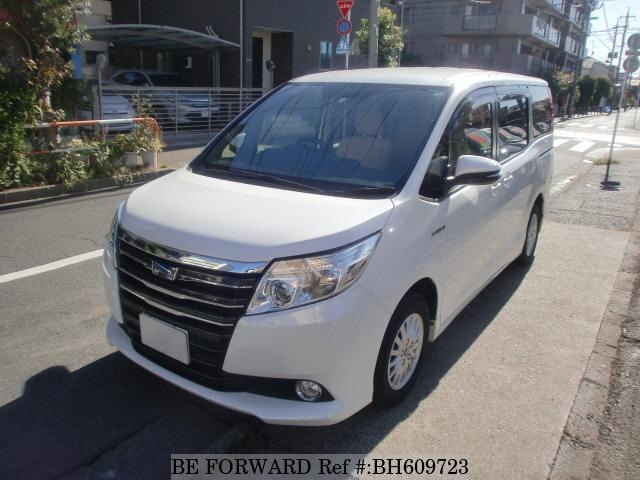 Used 2014 TOYOTA NOAH BH609723 for Sale