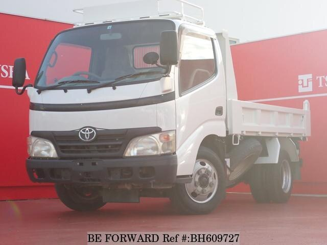 Used 2007 TOYOTA DYNA TRUCK BH609727 for Sale