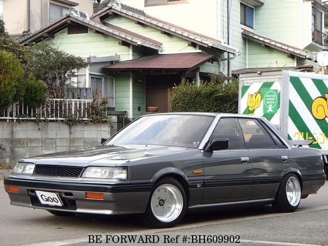 Used 1989 NISSAN SKYLINE BH609902 for Sale