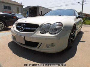Used 2005 MERCEDES-BENZ SL-CLASS BH609906 for Sale