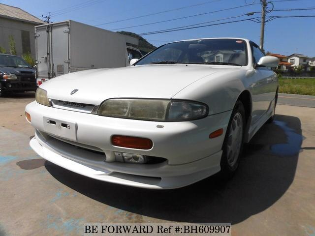 Used 1994 NISSAN SILVIA BH609907 for Sale