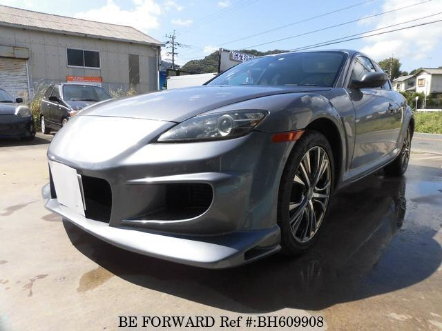 Used 2003 MAZDA RX-8 BH609908 for Sale