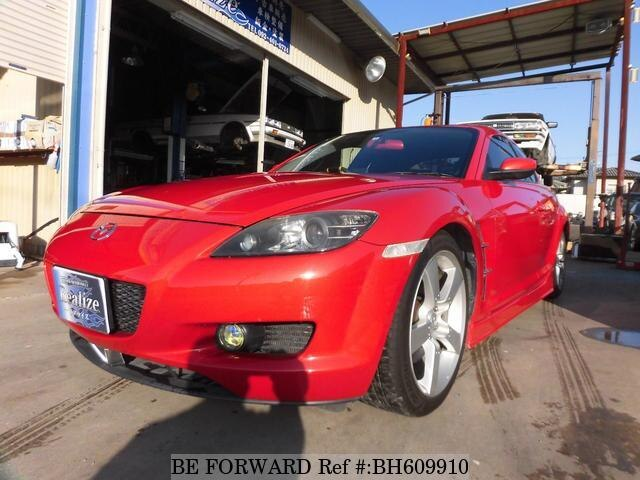 Used 2004 MAZDA RX-8 BH609910 for Sale