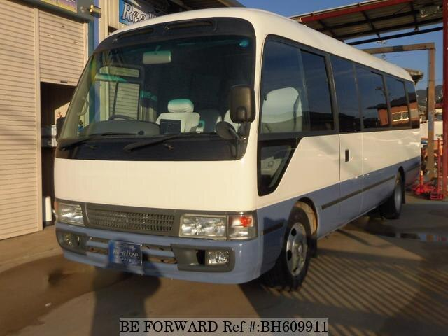 Used 2004 TOYOTA COASTER BH609911 for Sale