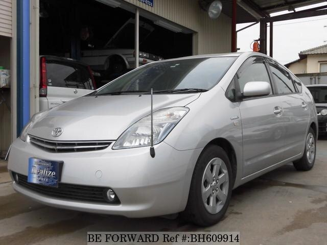 Used 2007 TOYOTA PRIUS BH609914 for Sale