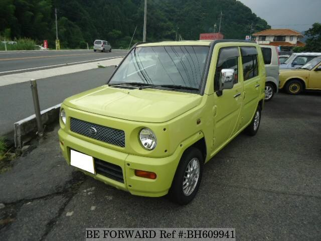 Used 2001 DAIHATSU NAKED BH609941 for Sale