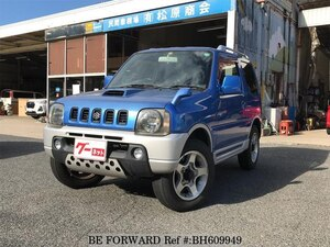 Used 2000 SUZUKI JIMNY BH609949 for Sale
