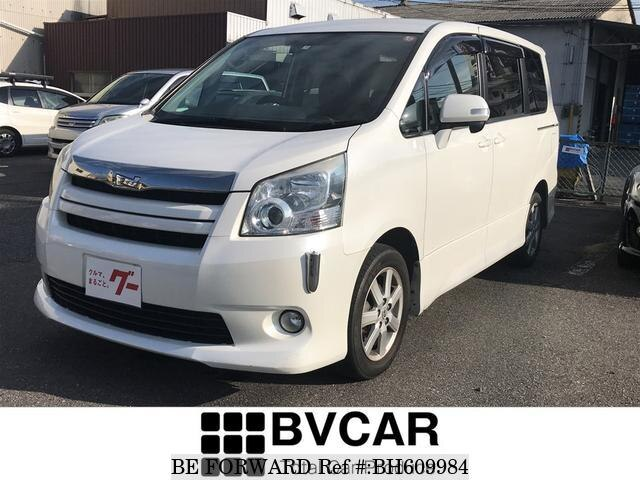 Used 2007 TOYOTA NOAH BH609984 for Sale