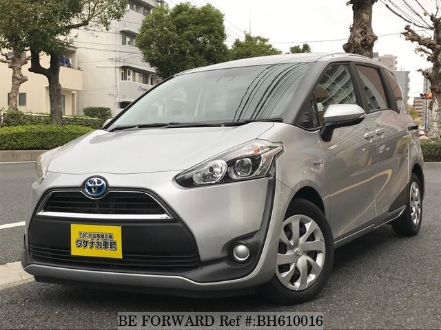Used 2015 TOYOTA SIENTA BH610016 for Sale