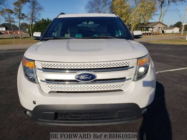 Used 2011 FORD EXPLORER BH610338 for Sale