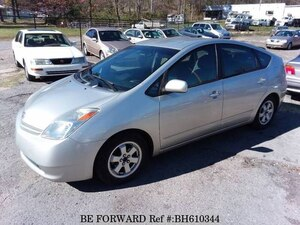 Used 2005 TOYOTA PRIUS BH610344 for Sale
