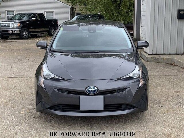 Used 2018 TOYOTA PRIUS BH610349 for Sale