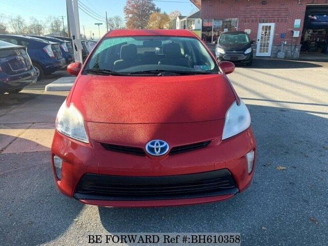Used 2013 TOYOTA PRIUS BH610358 for Sale