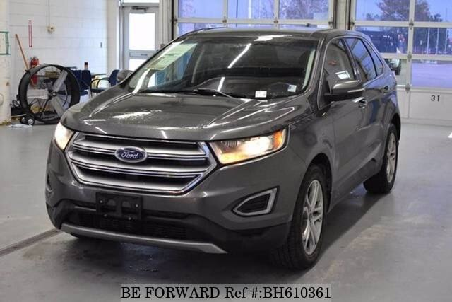Used 2015 FORD EDGE BH610361 for Sale