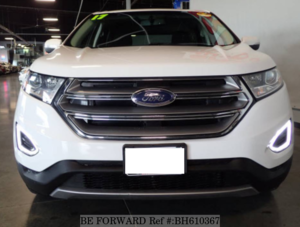Used 2017 FORD EDGE BH610367 for Sale