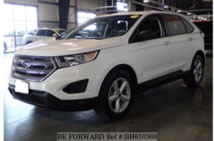 Used 2017 FORD EDGE BH610368 for Sale