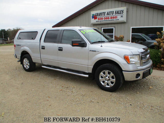 Used 2014 FORD F150 BH610379 for Sale