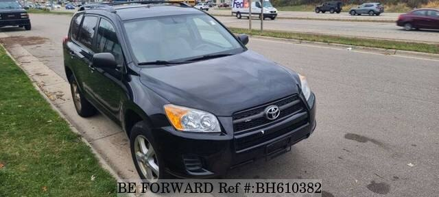 Used 2009 TOYOTA RAV4 BH610382 for Sale