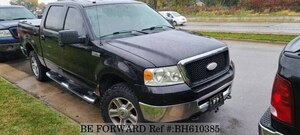 Used 2007 FORD F150 BH610385 for Sale