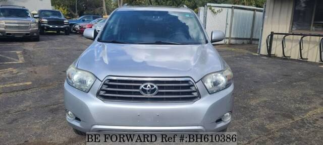 Used 2010 TOYOTA RAV4 BH610386 for Sale