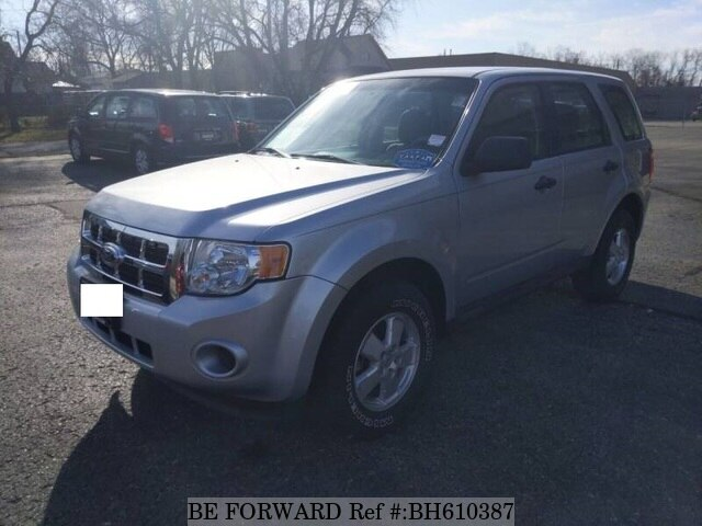 Used 2012 FORD ESCAPE BH610387 for Sale