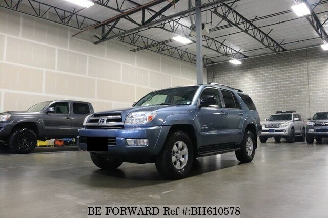 Used 2005 TOYOTA 4RUNNER BH610578 for Sale