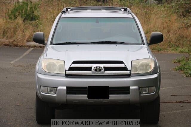 Used 2005 TOYOTA 4RUNNER BH610579 for Sale