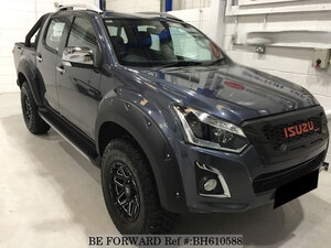 Used 2019 ISUZU D-MAX BH610588 for Sale