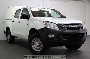 Used 2016 ISUZU D-MAX BH610592 for Sale