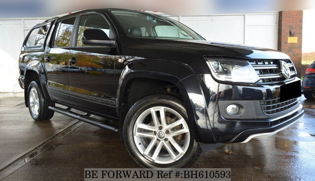 Used 2015 VOLKSWAGEN AMAROK BH610593 for Sale